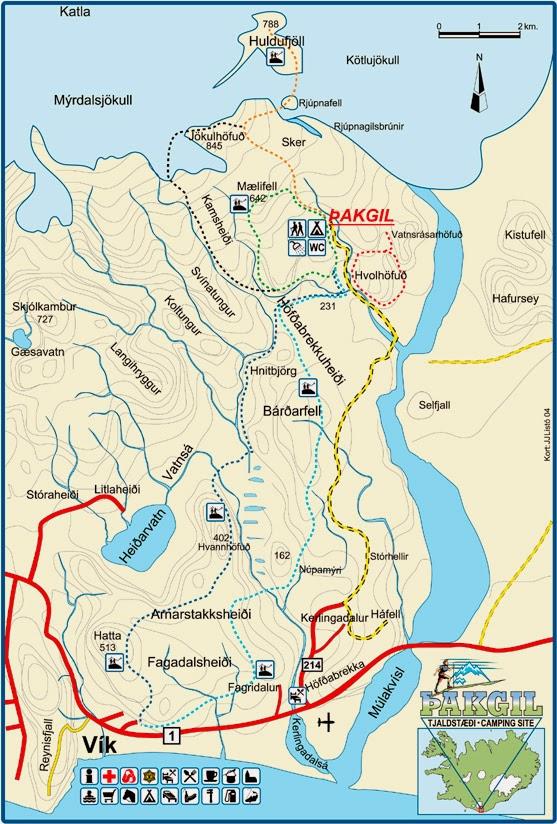 camping puglia maps