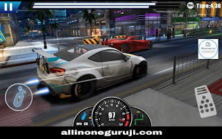 Luxury car driving game