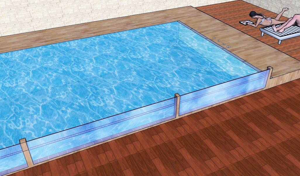 Dise o y construccion de piscinas for Diseno y construccion de piscinas