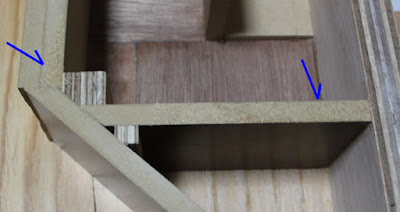 バックロードホーンスピーカ自作、製作の注意点-オガクズと木工用ボンドで修正するやり方