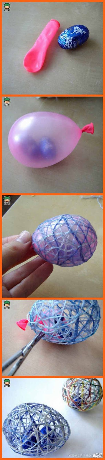 Ostergeschenke lustig verpacken - Prima Idee