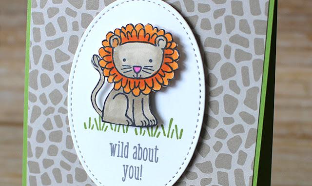 RAAAAAAHHH, wild about you!
