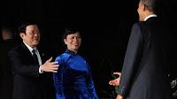 Bài dịch: Obama mời Chủ tịch Việt Nam thực hiện một chuyến viếng thăm hiếm hoi