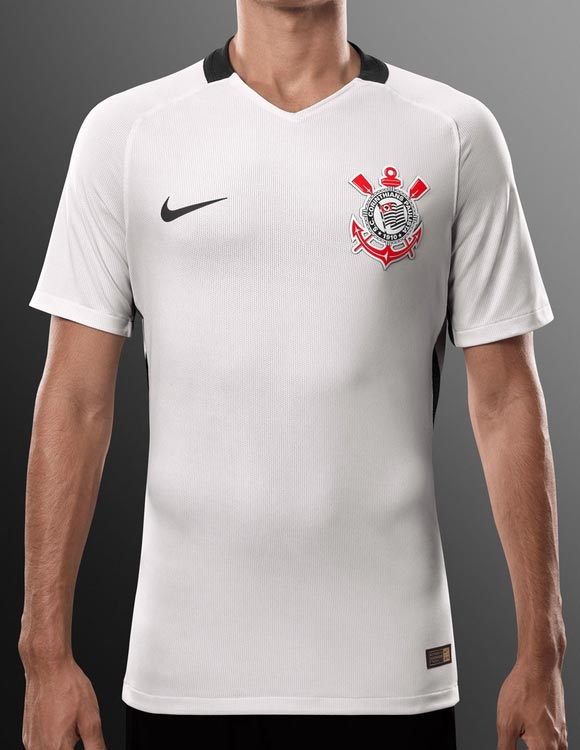 99eb95bfe14 Sale For Corinthians 2016-17 Home Kit Released