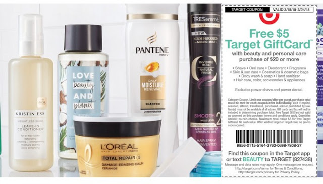 no 7 skin care coupon target