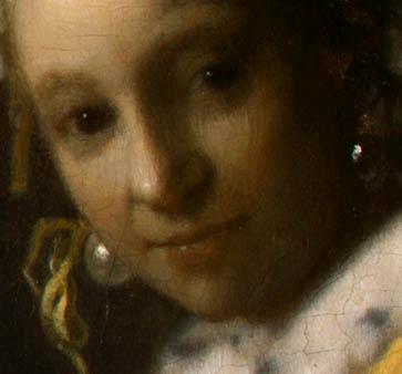 Johannes Vermeer s A Lady Writing A Lady Writing