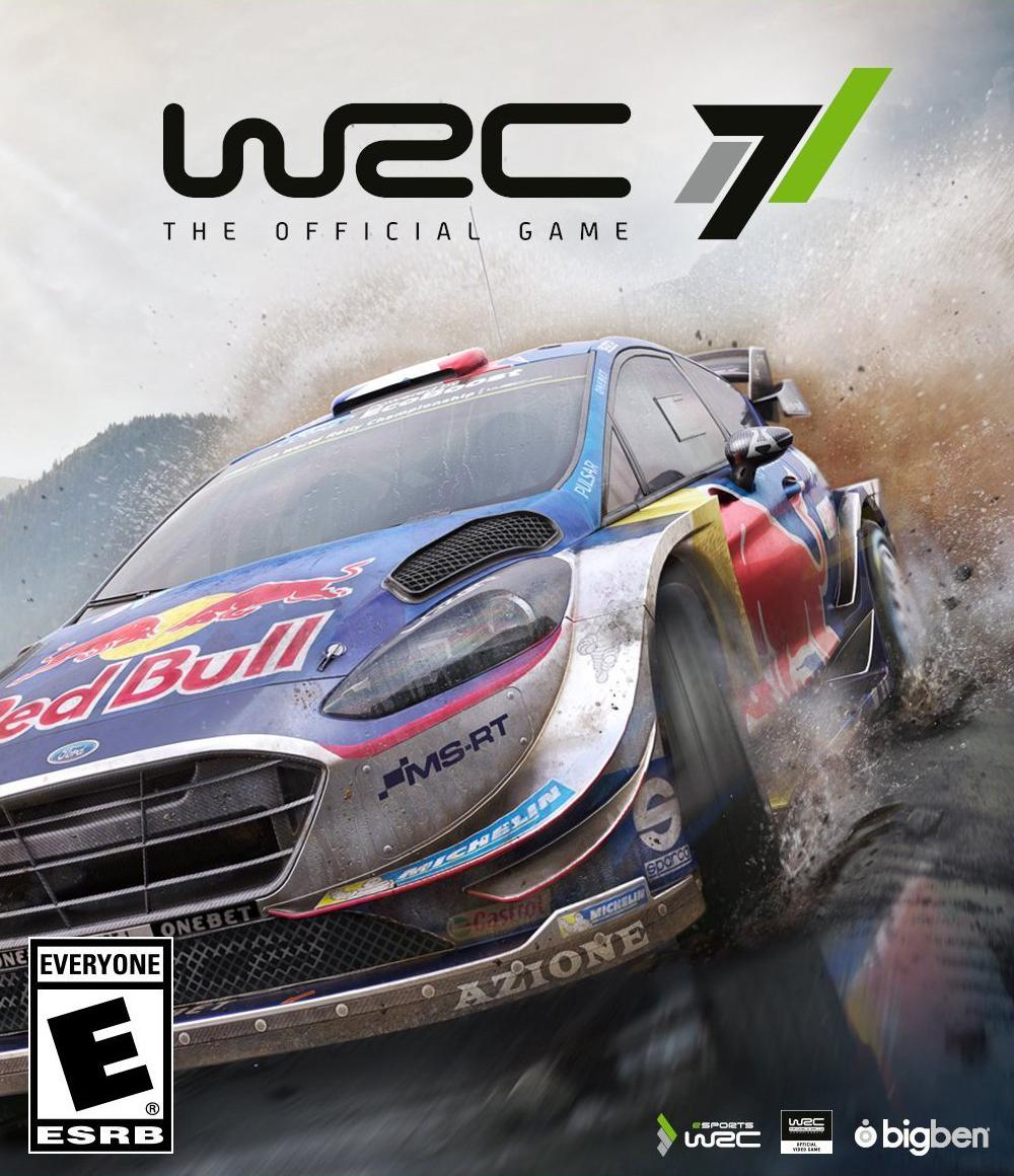 WRC 7: FIA World Rally Championship