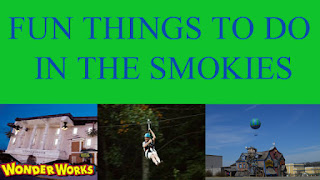 Fun things to do in the Smokies