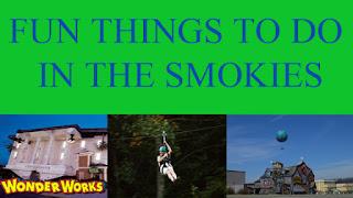 Fun things to do in the Smokies