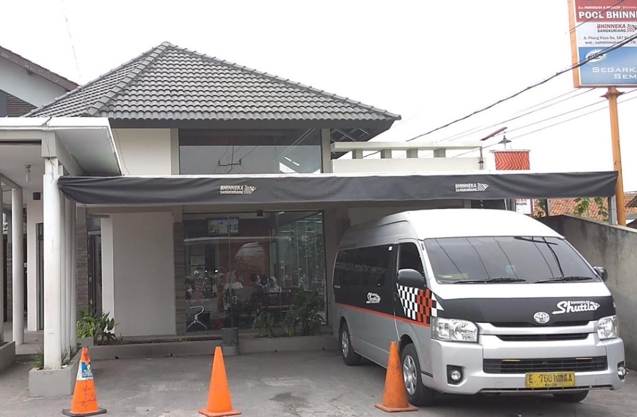Travel Cirebon Ke Jakarta Jadwal Bhinneka Shuttle Info Harga Tiket