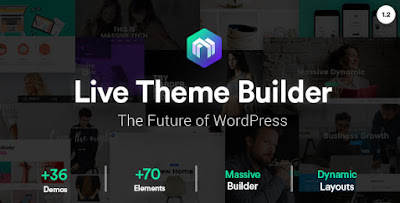massive dynamic wordpress theme