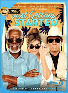 Just Getting Started (2017)​ HD [1080p] Latino [GoogleDrive] SilvestreHD