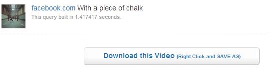 Download video trên facebook bằng downvids