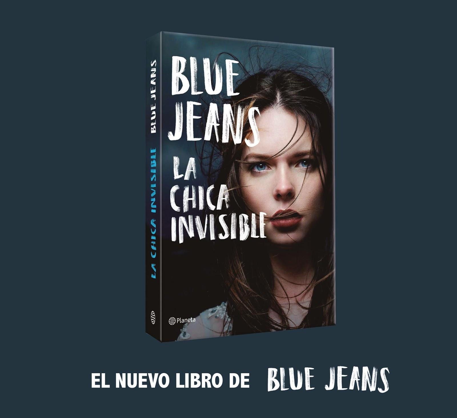 Sobre el autor, Blue Jeans