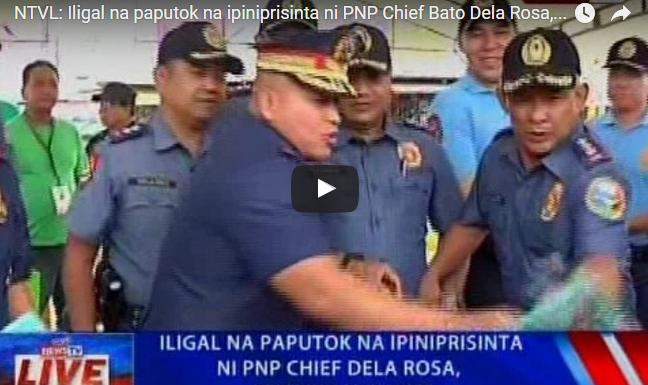 WATCH! General Bato, MUNTIK Ng Masabugan Ng MALAKING PAPUTOK!