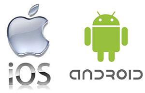 Top iOS and android apps