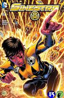 Os Novos 52! Sinestro #22
