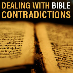 "Explaining Bible Contradictions: The ""Lesser Included Details"""