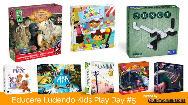 Educere Ludendo Kids Play Day #5