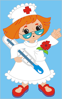 cna nurse cartoon