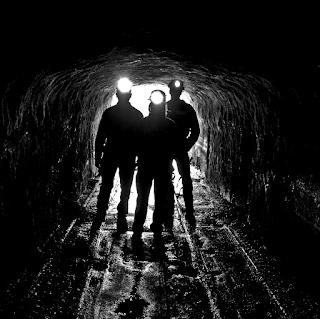 Una vista a una mina Franz Kafka