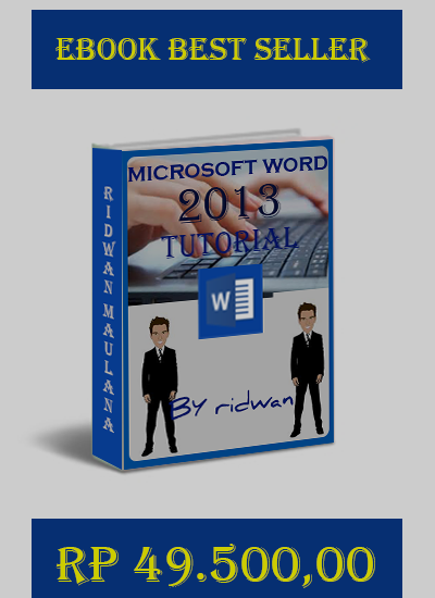 ebook microsoft word 2013