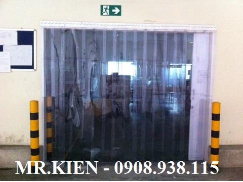 Rèm cửa nhựa PVC ngăn lạnh Công ty TNHH Crestec Việt Nam