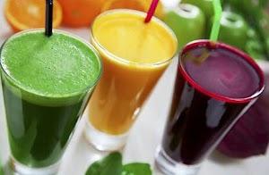 Como perder peso com sucos detox