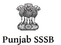 Punjab SSSB Syllabus