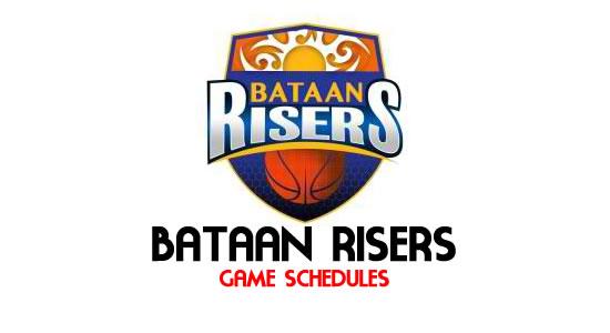 LIST: Game Schedule Bataan Risers 2018 MPBL Anta Datu Cup