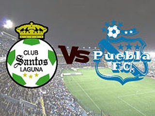Santos vs Puebla en Vivo