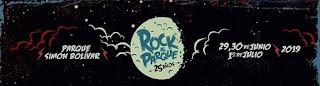 ROCK AL PARQUE 2019 25 años