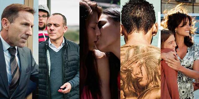 Nominados, Premios, Goya 2019, Cine
