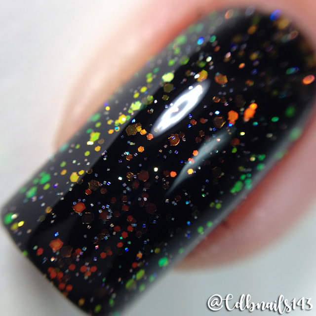 Lollipop Posse Lacquer-Help Me Burn Out Bright