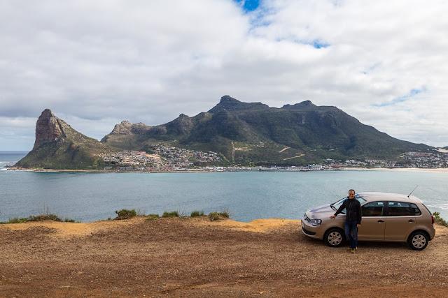 Hout Bay, Península del Cabo, Sudáfrica