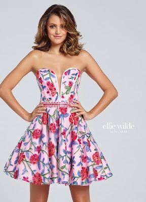 Vestidos de Gala Cortos 2017