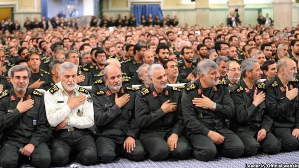 Iran Jadikan Pasukan Elit Sebagai Dutabesar
