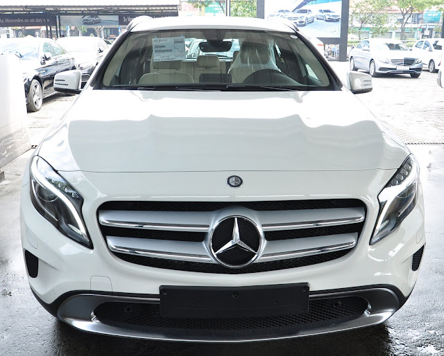Mercedes GLA 200 có thể vận hành dễ dàng và bền bỉ