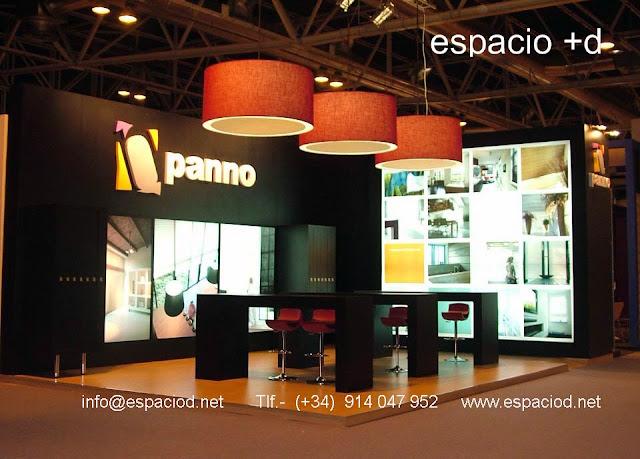 Diseño y Construcción stands Madrid