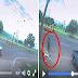 Bikin Merinding, Arwah Pengendara Motor Korban Kecelakaan Keluar dan Terekam CCTV?