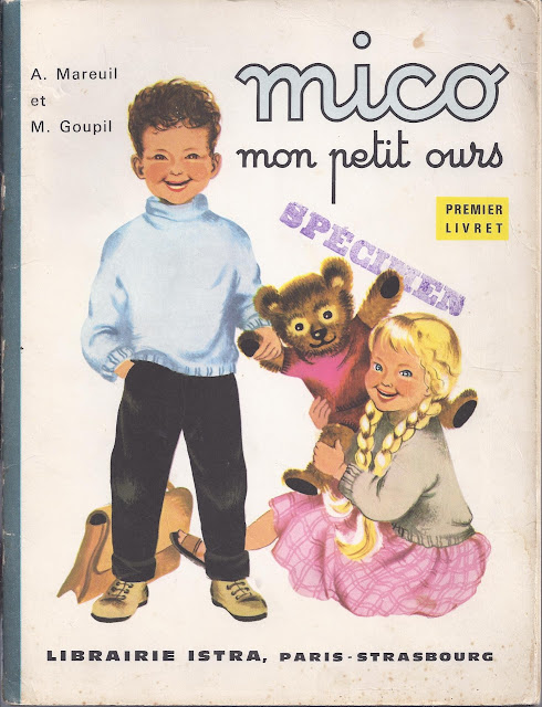 Mico le petit ours