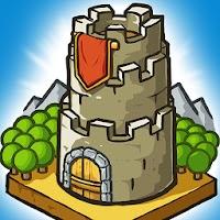 Grow Castle v1.26.4 Apk Mod [Ouro Infinito/Habilidades]