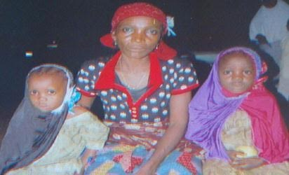 Fulani housemaid kidnaps employer's children in Ogun, turns them to beggars in Lagos [PHOTO]