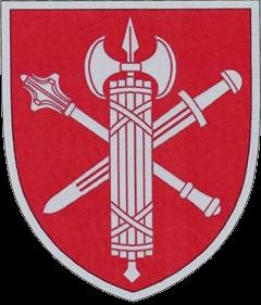 Нарукавна емблема Головного управління Військової служби правопорядку