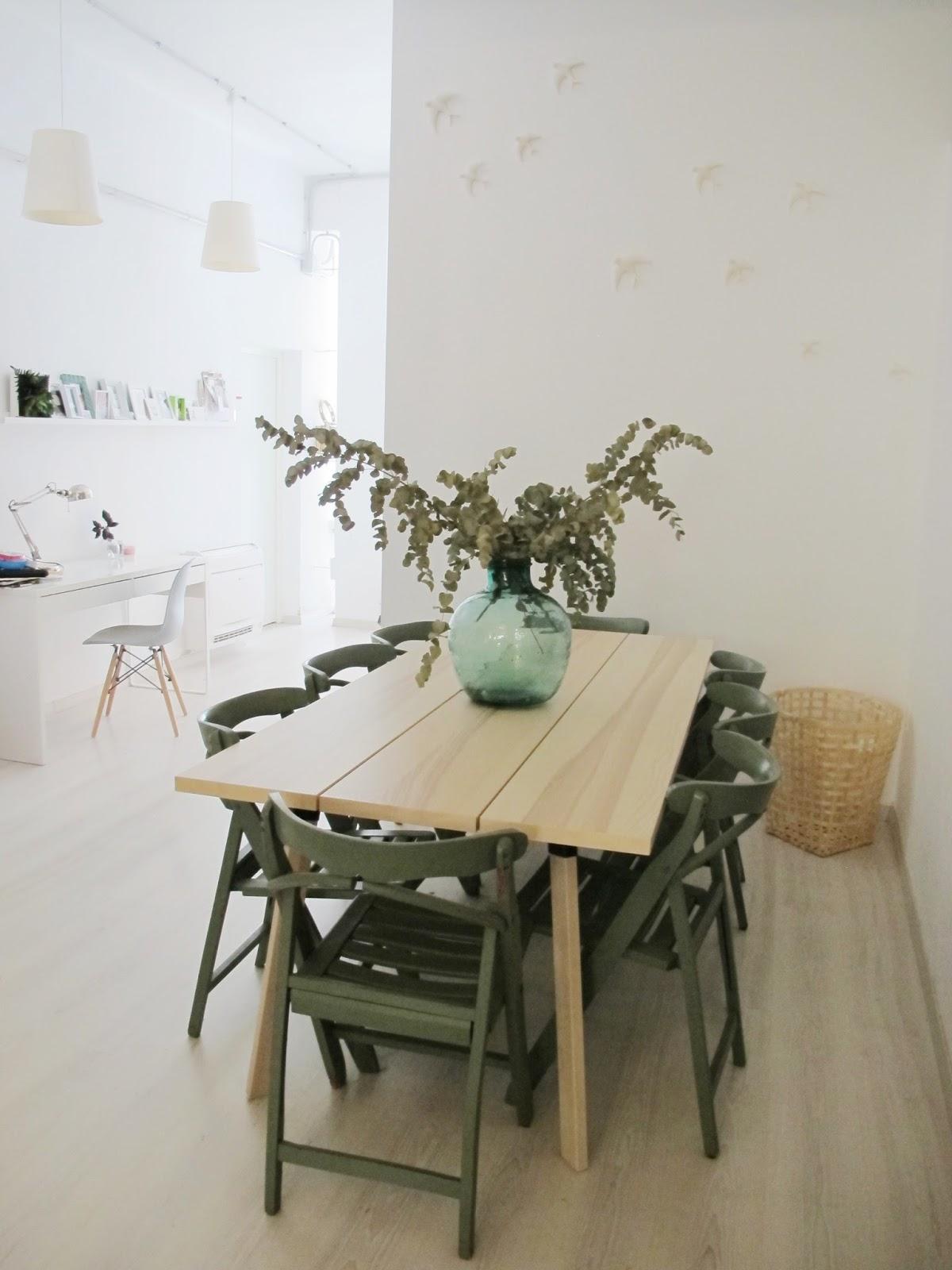 Novedades en casa: el comedor Ypperlig