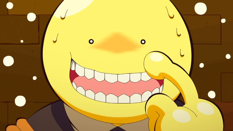 Koro-sensei Quest! Episode 4 Subtitle Indonesia