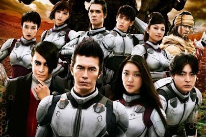 Sinopsis Terra Formars / Terafomazu (2016) - Japanese Movie