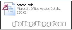 Cara Mudah Export Database Access Ke MySQL
