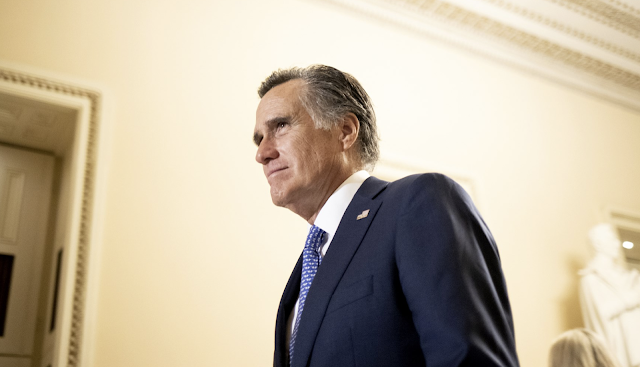 Romney says Trump 'distanced himself from some of the best qualities of the human character'