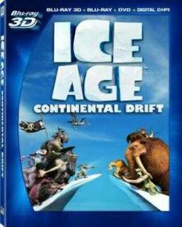 Ice Age Continental Drift (2012) Hindi Dual Audio Movie 105Mb hevc BRRip